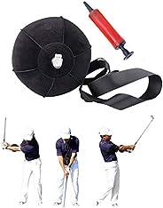Inflatable Tour Striker Smart Ball Golf Swing Training Aid Posture Correction Beginner Golf Swing Training Ass