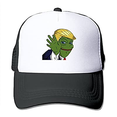 Trump Unstumpabble Spoof Trucker Hat Mesh Cap Adjustable Snapback Strap