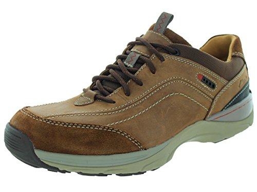 Men's Clarks 'Wave Camp Path' Sneaker, Size 7 M - Brown