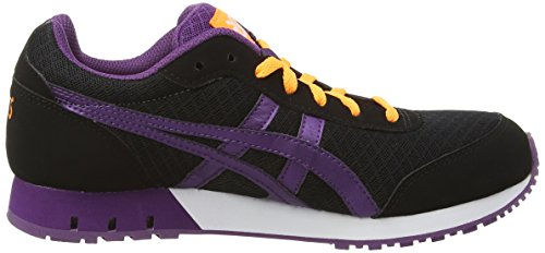 Damen Curreo Purple Sneakers 9033 Black Schwarz Asics qgFw8w