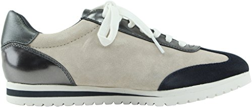 Zapatillas Mujer Ian Sneaker (midnight Navy / Chalk) Midnight Navy / Chalk Mirror Metallic / Suede