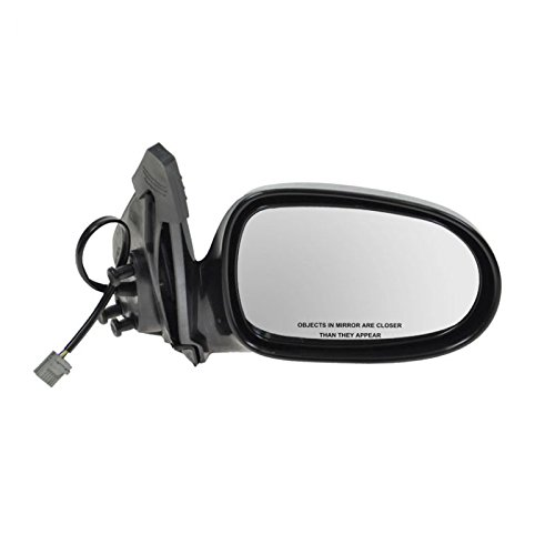 Mirror Passenger Right RH for 00-06 Nissan Sentra (Nissan Sentra Door Mirror)