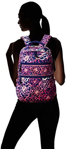 Vera Bradley Tech Backpack Shoulder Handbag, Katalina Pink, One Size by Vera Bradley (Image #4)
