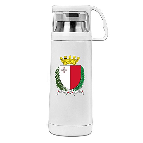 Demitasse Germany (Custom Coat Of Arms Of Malta Stainless Steel Sports Bottles Mugs Gift By Tinzawsh)