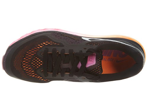 NIKE Air Max 2014 - Zapatillas de correr de material sintético mujer Negro