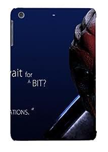BrfbQNM2880xBVRI Faddish Garrus Vakarian - Mass Effect Case Cover For Ipad Mini/mini 2