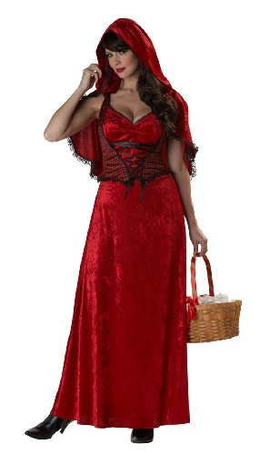 [California Costumes Women's Miss Red Adult, Red/Black, Small] (Miss Usa Costume)