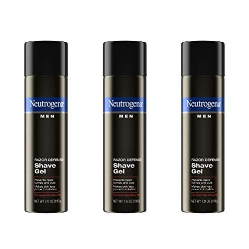 Neutrogena Men Razor Defense Shave Gel for