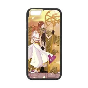 tsubasa reservoir chronicle manga ii iPhone 6 4.7 Inch Cell Phone Case Black yyfD-103122