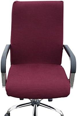 Funda MiLong para silla de oficina. Funda elástica y extraíble ...