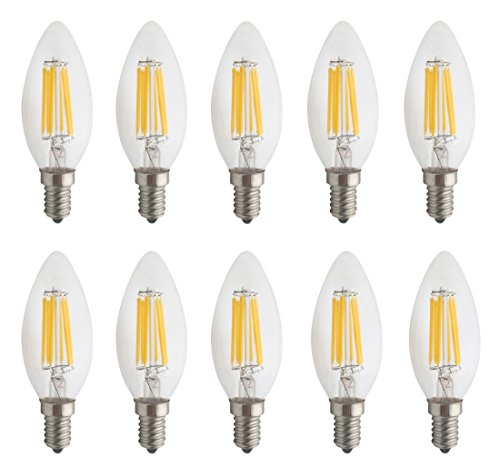 Led Candle Light Bulbs E14