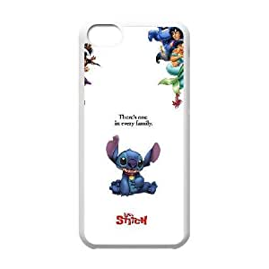 Unique Design Cases Ipod Touch 6 Cell Phone Case White Cute Stitch Fefqy Printed Cover Protector