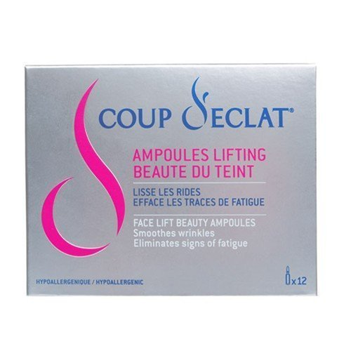 Coup d'Eclat Instant Lifting Ampoules Set of 12 x 1ml