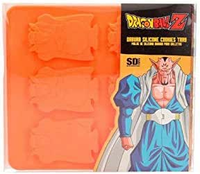 DRAGON BALL Oven Dabura Silicone Baking Tray Official Merchandising Round Cake and Biscuit Moulds for Bakery Unisex Adults, Not Applied