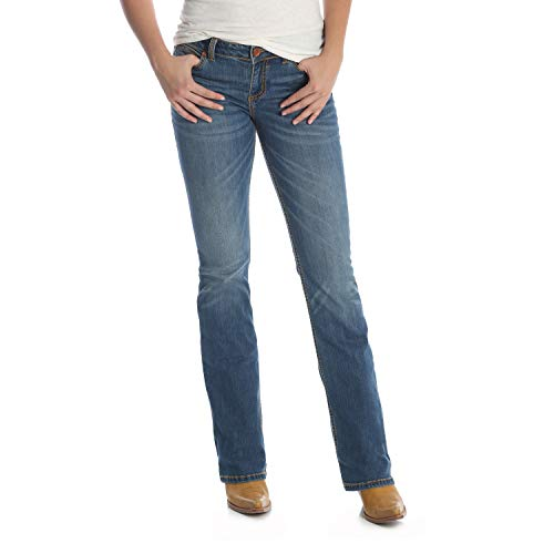 Wrangler Retro Mae Dallas Jean, medium blue, 13X32