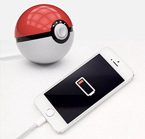 Pokemon Go 12000mAh Pokeball Power Bank - 5