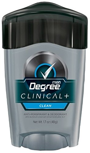 Degree Clinical Clean  Pack Of 3