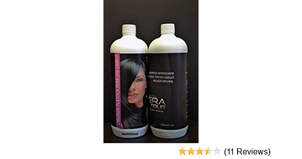 Amazon.com : Kerfruit Cirugia Capilar Brazilian Original + Shampoo 32 onzas Usa Seller Fast Shipping : Everything Else