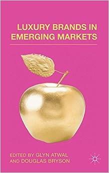 Book Luxury Brands in Emerging Markets