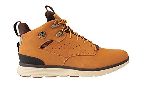 Timberland Men's Killington Hiker Chukka Boot,Wheat Nubuck,US 12 W