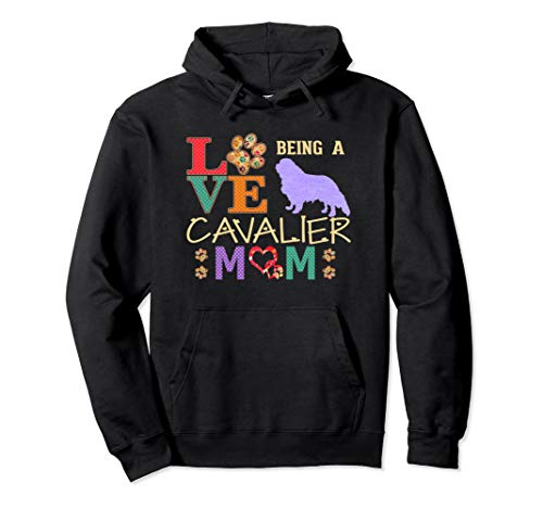 Cavalier King Charles Spaniel Gifts Love Being Cavalier Mom