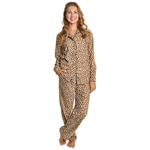 Angelina Cozy Pajama Set, 56_Leo_L ()