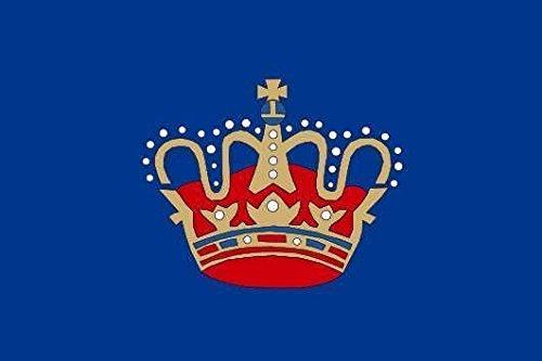 U24 Fahne Flagge Fehmarn Bootsflagge Premiumqualitä t 20 x 30 cm