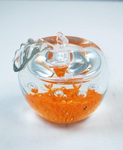 Tripact Inc Inc Inc M Design Art PW-648 Briefbeschwerer, transparenter Apfelfarbener Boden B0046DGVGO | Viele Stile  cd5342