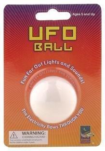 UFO Circuit Energy Balls