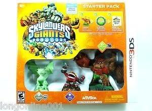 Skylanders Giants: 3DS Starter Pack wtih Exclusive Glow In The Dark Cynder & Portal of Power by Skylanders Giants: Amazon.es: Videojuegos