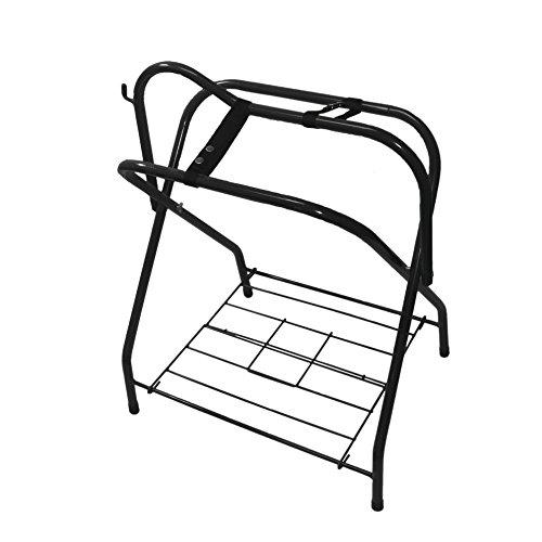 Seny Foldable Saddle Rack W26 x D19 x H33 by Seny