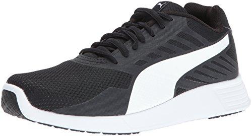 Puma Uomo St Trainer Pro Moda Sneaker Puma Nero-puma Bianco