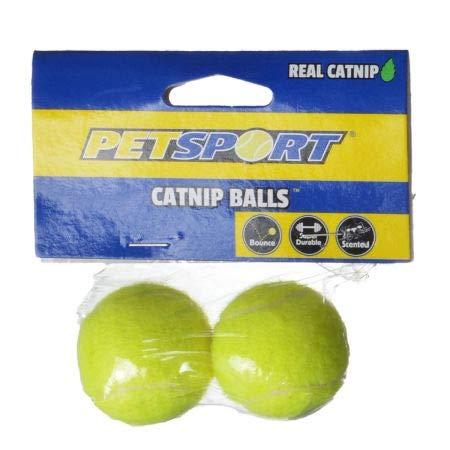 (Petsport USA Catnip Balls (65 Pack))