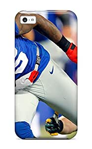Hot XzksJfm4828jnvhH New York Giants Tpu Case Cover Compatible With Iphone 5c