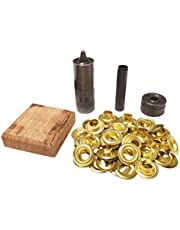 """General Tools 71260 Grommet Kit with 48 Grommets, 1/4"""""""