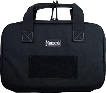 Maxpedition Pistol Case/Gun Rug, Black, 8 -Inch x 12 -Inch Maxexpedition 0608