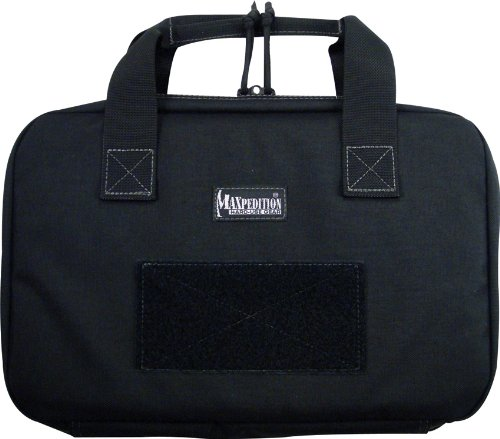 (Maxpedition Pistol Case/Gun Rug, Black, 8 -Inch x 12)