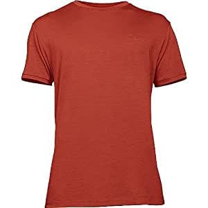 Icebreaker Tech Lite Short Sleeve T-Shirt - Men's Shirts LG Inferno