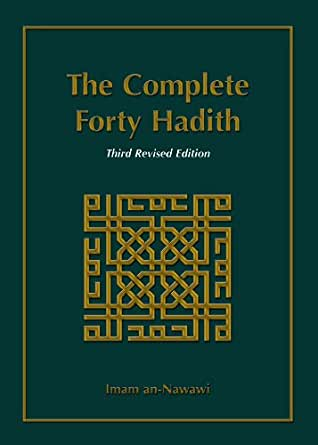 Forty Hadith eBook: Imam an-Nawawi, Abdassamad Clarke: Kindle Store