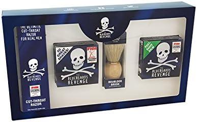 The bluebeards revenge - Kit de afeitado (incluye navaja de afeitar)