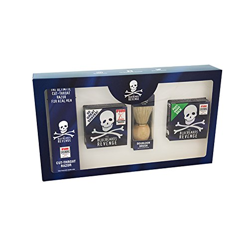 The bluebeards revenge - Kit de afeitado (incluye navaja de afeitar) BBRCTK