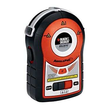 Black & Decker BDL170 BullsEye Auto-Leveling Laser With AnglePro