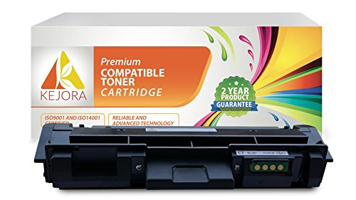 Kejora Replacement Toner Cartridge Compatible Samsung MLT-D118L for Samsung Xpress M3015DW M3065FW - High Yield - Black (4,000 Page Yield)
