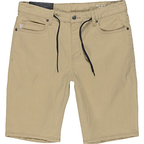 (Element Men's E02 Color Walkshort Desert Khaki 30)