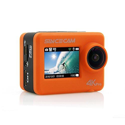 SinceCam 12MP 4K Ultra HD Sports action camera Based on Ambarella A12s Processor Jeasun Technology Co.,Ltd