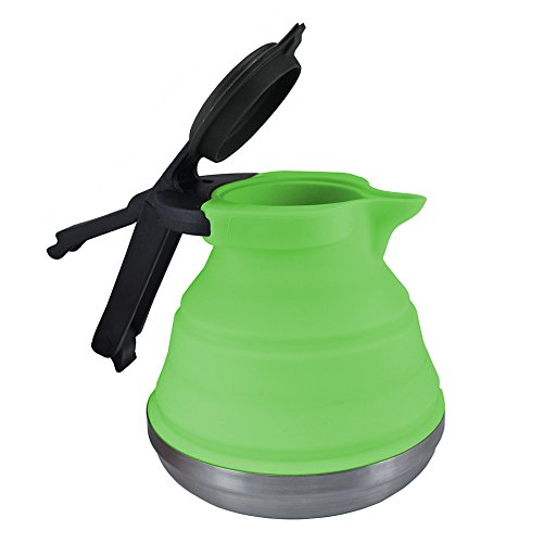 Blue Sky Gear FlexWare Kettle, Green by Blue Sky Gear