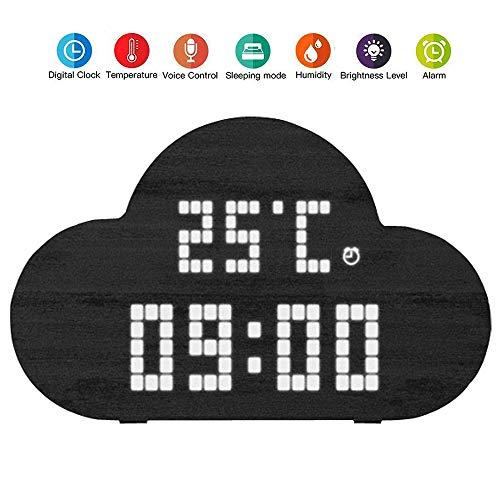 digital alarm clock display board - 4