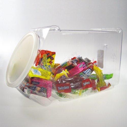 Small Acrylic Candy Bin - 8