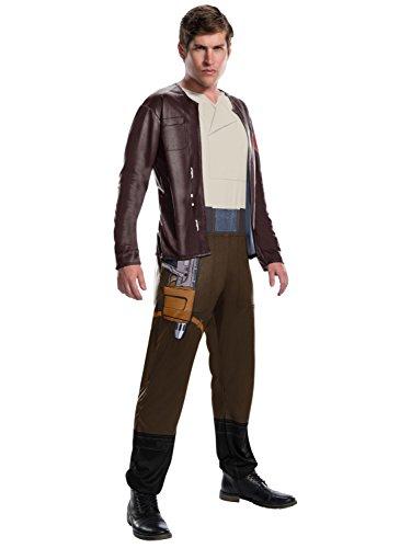 Rubie's Costume Co. Men's Adult Star Wars: Episode VIII Beta 2 Costume,As/Shown,Standard (Best 2017 Mens Halloween Costumes)