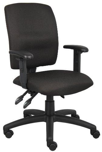 upholstered budget task chair